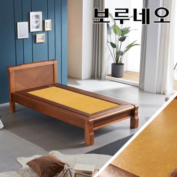 [선물추천] 모닝듀 온열 황토 흙침대 싱글 YS301S