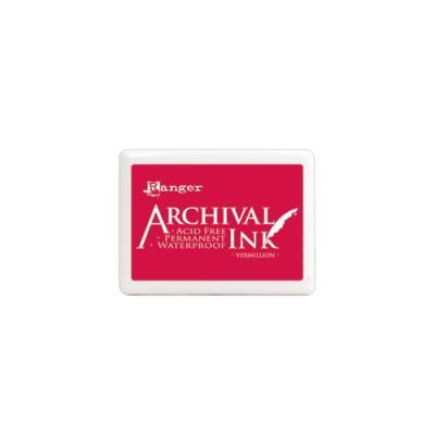 archival ink VERMILLION (big size)