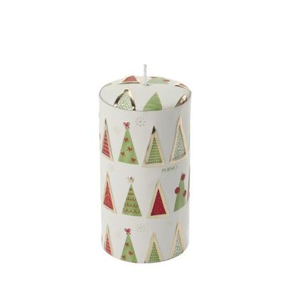[페르니시] 크리스마스트리 데코 캔들 - 그린 (15cm)
