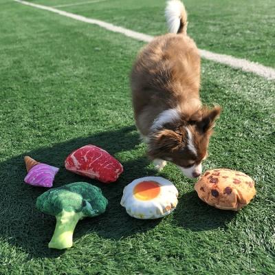 강아지 리얼 삑삑이 장난감(삑삑이 인형)