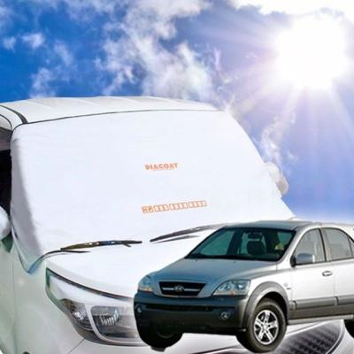 쏘렌토 자동차 앞유리 햇빛가리개