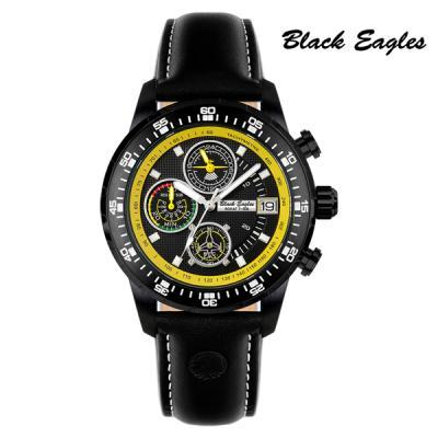 대한민국 공군 특수비행팀 블랙이글스 시계 DP239E-YELLOW