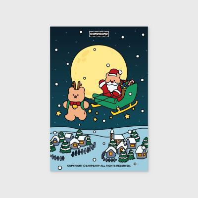 Christmas allnight(엽서)