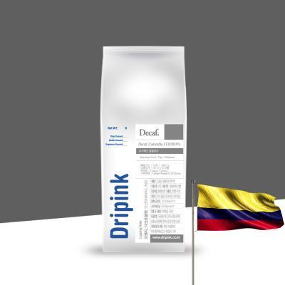 드립핑크 갓볶은 콜롬비아 디카페인 원두커피 200g