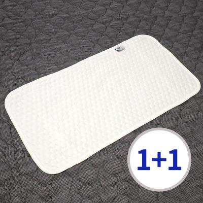 [1+1]에어리스노우 냉감 밴딩 베개 커버 30x60