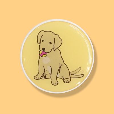 리트리버 강아지 에폭시 스마트톡 그립톡 거치대