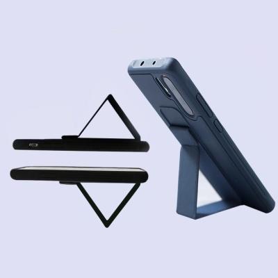 갤럭시노트10/플러스/스트랩 브래킷 실리콘 폰케이스