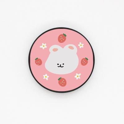무시무시 얌뽀 원형 그립톡