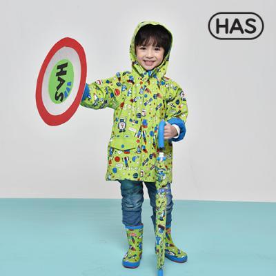 [헤즈] 신학기 아동 바람막이 레인코트_고투플라넷(GO TO PLANET)-10T