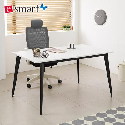 [e스마트] 철제 책상테이블 1200x600 디자인프레임