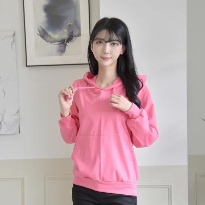 기본 후드티셔츠 (긴팔,반팔) (5 colors) 반티 티셔츠