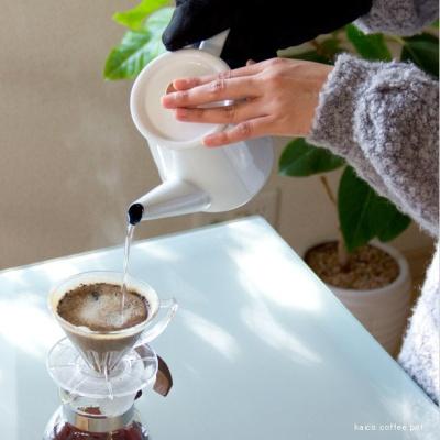 일본 카이코 Kaico 법랑 커피포트 K-007