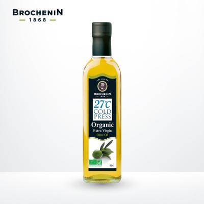 [브로슈낭] 유기농 엑스트라 버진 올리브유 500ml