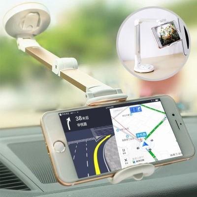 스마트폰 360 각도조절 휴대용 거치대/책상/침대/차량