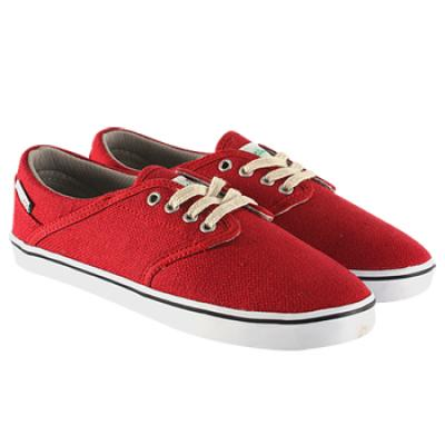 [etnies girls] CAPRICE ECO GIRLS X KEEP A BREAST (Red/White)