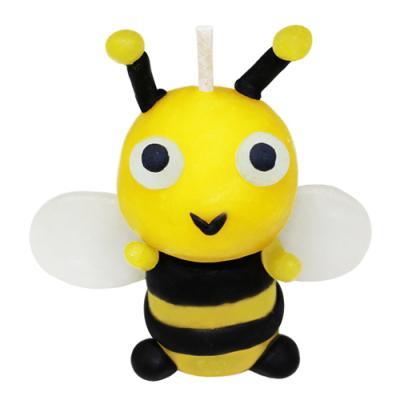 깜찍나라 꿀벌 양초