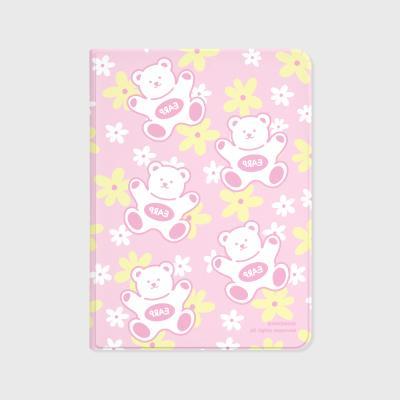 FLOWER BABA-PINK/YELLOW(아이패드-커버)