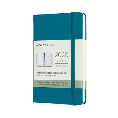 몰스킨 2020위클리/마그네틱그린 하드 P