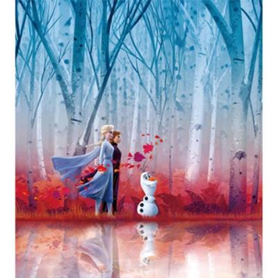 겨울왕국II : 푸른빛 바람 500피스 디즈니 직소퍼즐