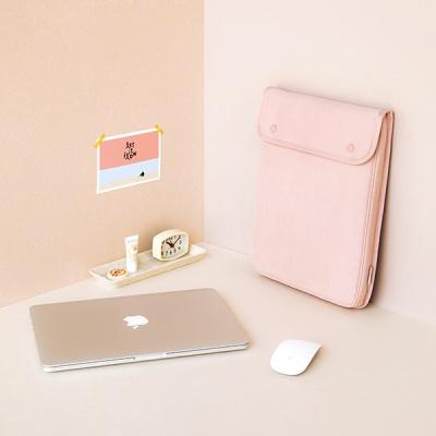 버튼 노트북 파우치 13인치 (5종)