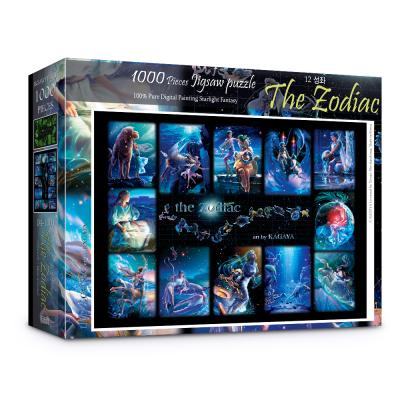 1000피스 12성좌(야광) 직소퍼즐 04-1001