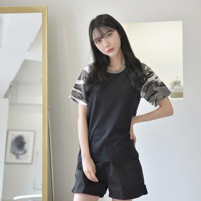 카모 밀리터리 반팔티 (5 colors) 티셔츠