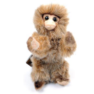 5348 피그미마모셋 원숭이 동물인형/20x33cm