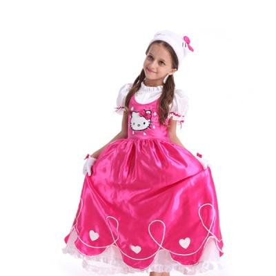 캣 하트 드레스