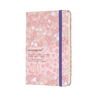 몰스킨 [19벚꽃]플레인/핑크 P