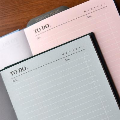 (만년형) Daily To Do Journal