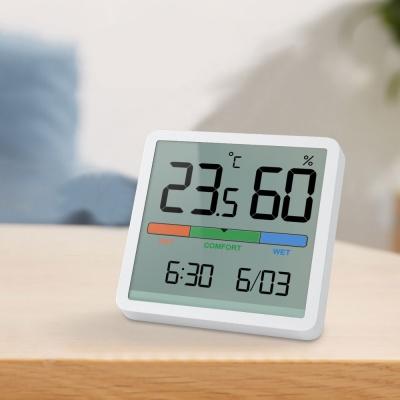 유즈비 컴포트캘린더 온습도시계 날짜 시간 쾌적함