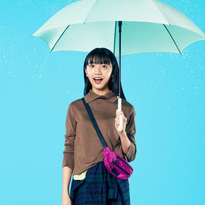 wpc우산 젖지않는 앙누렐라 자동 장우산 UN-01
