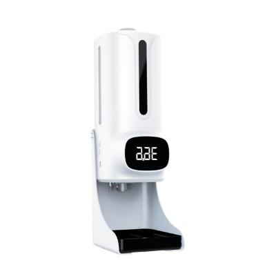 자동 손소독기 발열 온도측정기 / 비접촉식 LCON505