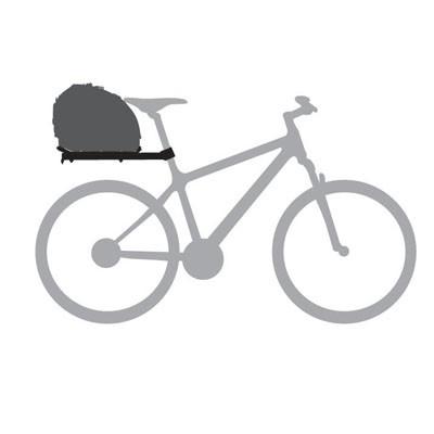 자전거 출퇴근 랙가방(짐받이 포함)