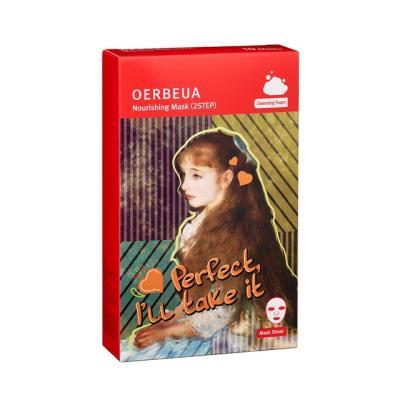 오르브아 너리싱 마스크팩 클렌징폼 포함 (10매)