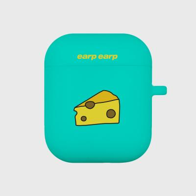 Cheese piece-mint(Air Pods)
