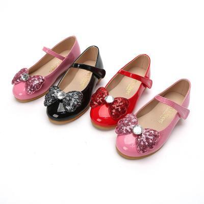 쁘띠 클릭 150-200 유아 아동 키즈 여아용 구두 신발