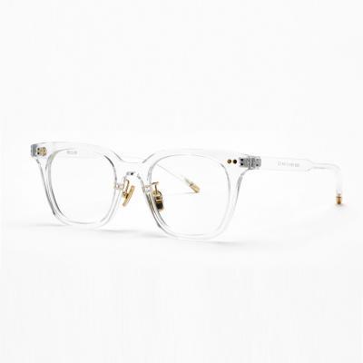 shine 사각 투명 뿔테 안경 뿔테 패션안경 안경테