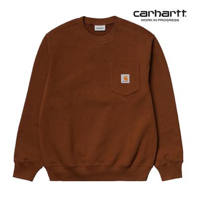 칼하트WIP Pocket Sweatshirt (Brandy) 포켓 맨투맨