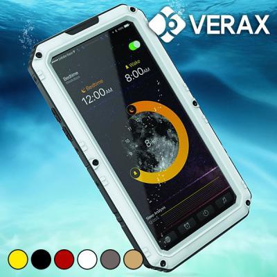P026 아이폰6플러스 올 스틸 메탈 정품 케이스