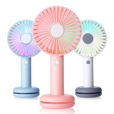 LED 미니 휴대용 선풍기 PANDA-F7