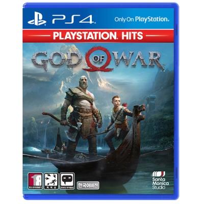 PS4 갓오브워 한글판 PS HITS (할인이벤트)