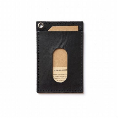 301 카드 홀더 (black)