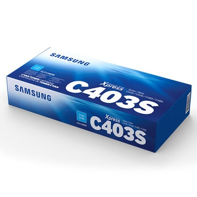 삼성정품 CLT-C403S 파랑색 토너