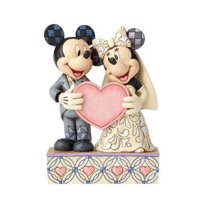 디즈니 축하해요미키미니 피규어-G4059748