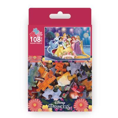 디즈니 프린세스들 108피스 직소퍼즐