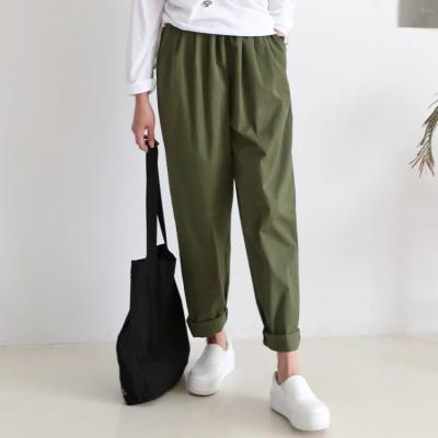 Super Cotton Baggy Pants