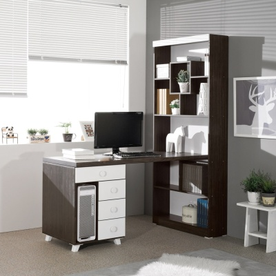 [히트디자인] 스마일 800 본체서랍형 h 책상
