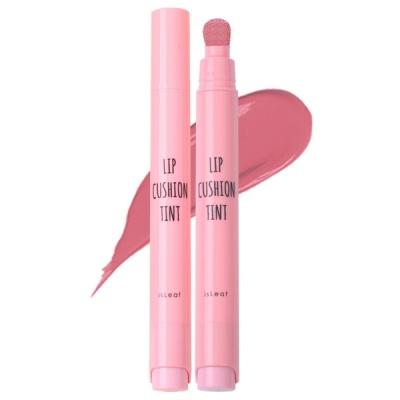 1+1 무배 이즈립 진주펄 핑크 립 쿠션 틴트 10컬러택2