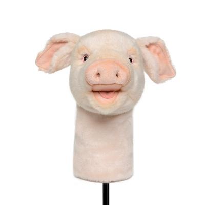 한사골프 동물커버 8191 돼지 드라이버커버